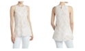 Jones New York Women's Sleeveless Bias Top