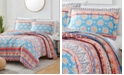 Olivia Gray Georgetown Rayna 3-Piece Reversible Quilt Set, King
