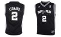adidas Kids' Kawhi Leonard San Antonio Spurs Revolution 30 Jersey, Big Boys (8-20)