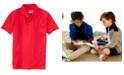Nautica School Uniform Performance Polo, Little Boys