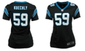 Nike Women's Luke Kuechly Carolina Panthers Game Jersey