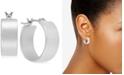 Kenneth Cole Small Hoop Earrings