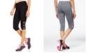 Material Girl Juniors' Active Capri Leggings