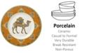 Villeroy & Boch Samarkand Mandarin Collection Porcelain Salad Plate