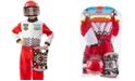 Melissa and Doug Kids' Race Car Driver Role Play Costume Set