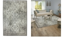 "Karastan Euphoria New Ross Ash Grey 3'6"" x 5'6"" Area Rug"