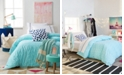 Remodo For Macy's Turquoise Wave 9-Pc. Full/Queen Comforter Boxed Room