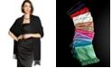 INC International Concepts INC Satin Pashmina Wrap, Created for Macy's