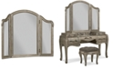 Furniture Zarina Vanity Mirror