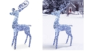 "National Tree Company 60"" Crystal Deer with 210 LED Lights"