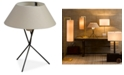 510 Design INK+IVY Trio Black Metal Table Lamp