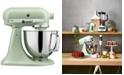 KitchenAid CLOSEOUT! 5-Qt. Architect Series Tilt-Head Stand Mixer KSM150APS
