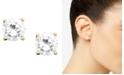 Giani Bernini 18k Gold over Sterling Silver Cubic Zirconia Stud Earrings (1 ct. t.w.)