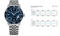 Raymond Weil Men's Swiss Automatic Freelancer Stainless Steel Bracelet Watch 42mm 2760-ST3-50001
