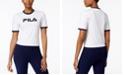 Fila Tionne Cropped Logo T-Shirt