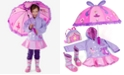 Kidorable Ballerina Rain Gear, Toddler Girls & Little Girls