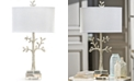 carriage & co. Regina Andrew Design Modern Silver Tree Table Lamp
