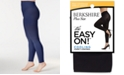Berkshire Women's  Plus Size Easy-On Max Coverage Footless Tights 5041