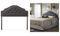 Furniture Cora Upholstered Full Size Headboard