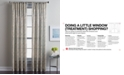 "CHF Winston Paisley Damask 50"" x 63"" Tailored Rod Pocket Window Panel"