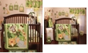 NoJo Jungle Babies 8-Pc. Crib Bedding Set