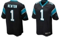 Nike Men's Cam Newton Carolina Panthers Game Jersey