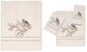 Avanti Love Nest Cotton Embroidered Bath Towel