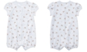Polo Ralph Lauren Ralph Lauren Baby Girls Bear Cotton Romper