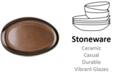 Rosenthal Junto Bronze Large Oval Platter