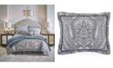 Croscill Seren Chenille Damask Jacquard Comforter Sets