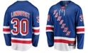 Fanatics Men's Henrik Lundqvist New York Rangers Breakaway Player Jersey