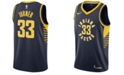 Nike Men's Myles Turner Indiana Pacers Icon Swingman Jersey