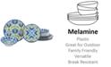 Certified International Martinique Melamine Dinnerware, 12-Pc. Set