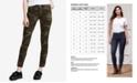 Levi's Women's 711 Camo-Print Skinny Ankle Jeans