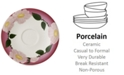 Villeroy & Boch Rose Sauvage Framboise Breakfast Cup Saucer