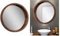 Furniture Brybjar Veneer Wall Mirror, Quick Ship