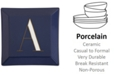 Kate Spade CLOSEOUT! new york It's Personal Initial Dish