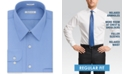 Van Heusen Men's Classic-Fit Poplin Dress Shirt