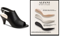 Alfani Women's Jalenne Step 'N Flex Slingback Shooties, Created for Macy's