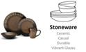 Mikasa Verona 16-Piece Dinnerware Set
