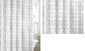 Tommy Bahama Home Tommy Bahama Shoretown Trellis Shower Curtain, Pelican Grey
