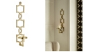 IMAX Sadie Gold Wall Sconce
