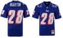 Mitchell & Ness Men's Curtis Martin New England Patriots Replica Throwback Jersey