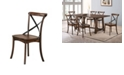 Acme Furniture Kaelyn Dining Chair (Set Of 2)
