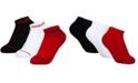 Jordan Little & Big Boys 3-Pk. No-Show Socks