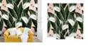Deny Designs Marta Barragan Camarasa Sweet Floral Desert 12'x8' Wall Mural