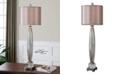 Uttermost Loredo Mercury Glass Table Lamp