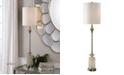 Uttermost Flaviana Antique Brass Buffet Lamp
