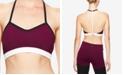 Gaiam X Jessica Biel Spring Colorblocked Strap-Back Low-Impact Sports Bra