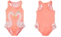 Carter's Baby Girls Flamingo Swimsuit